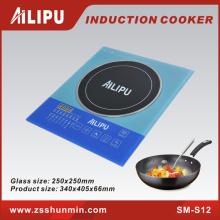 Marca de fábrica de Ailipu Mercado de Siria Mercado de Turquía Cocina de inducción de alta calidad con el pote Ss S12