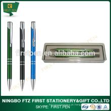 Conjunto de caneta de presente barato para promoção