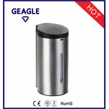 Stainless Steel liquid soap dispenser sensor toilet Automatic soap dispenser for hotel public ZY-610