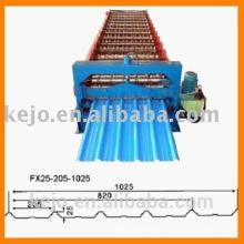 Farbe Stahldach / Wandtafel verschiedene Profil Doppelschicht Rollenformmaschinen zum Verkauf