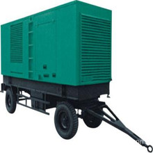 131KW CUMMINS Trailer Diesel Generator Set