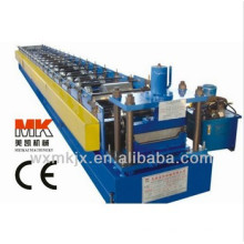 hidden roof panel forming machine