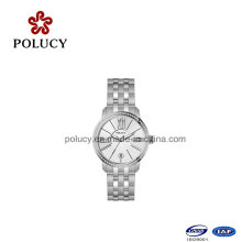 Bracelet Watches Swiss Movement Lady Quartz Watch