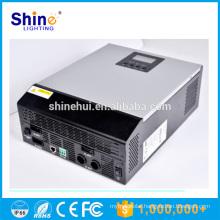High quality 5KW electric supply solar hybrid power system