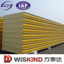 Heat Insulation Cold Room PU/EPS/Rockwool Sandwich Panel