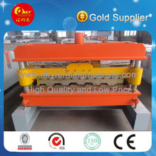 High Quality Building Material Steel Deck Plating Forming Machine