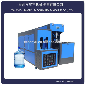 HY-Y 5 Gallon 18,9L 20L PET plástico balde de água máquina de moldagem por sopa de tanque de água com menor preço