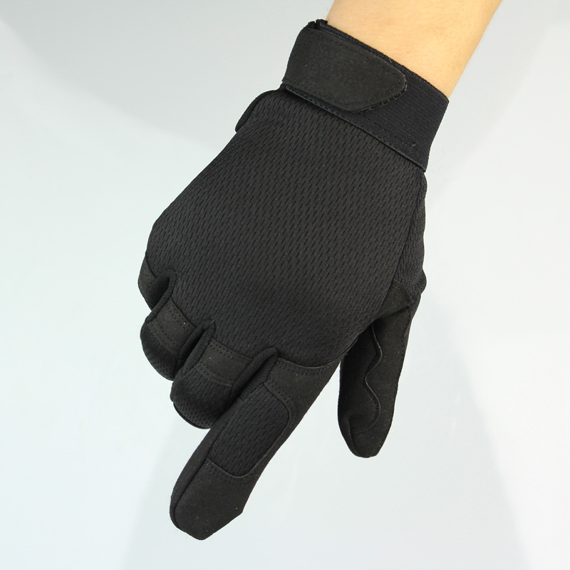 Tactics are all about outdoor gloves (8)