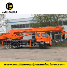 8 Tons Crane Truck With Lower Price