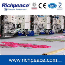 Multi-head Computerized Mixed Coiling Embroidery Machine For Sale