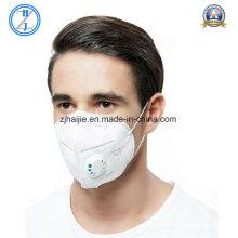 Tissu non tissé pour masque avec vanne