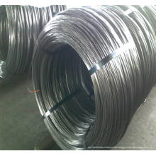 Helle schwarze Hard Wire / Cold Drawn Q195 Wire Rod