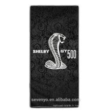 Fournisseur de la Chine serviette de plage super absorbante - beau cobra