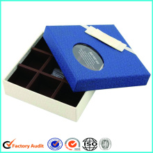 Kotak Hadiah Pembungkusan Chocolate Edible Heart Empty