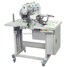 Automatic Belt Loop Attaching Sewing Machine