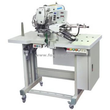 Cinturón automático que ata la máquina de coser