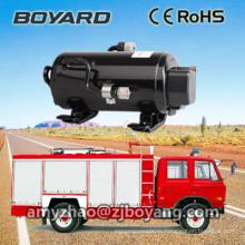 Компрессор кондиционера воздуха на крыше с бойлером R134a герметичный вращающийся компрессор bldc