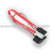 1.8inch el cable de SSD SATA (ERS031-021)