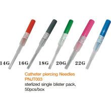 Professionelle Top-Qualität Edelstahl-Piercing Nadeln