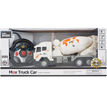 Four Way Light Remote Control Truck Mixer Toy