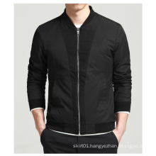 OEM 2015 Hot Sale European Style Baseball Jacket for Men