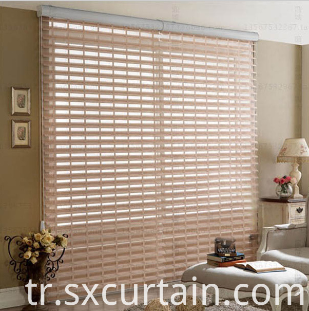 T Shangri-la Curtain Blind