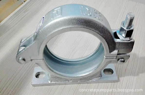 mounting clamp coupling
