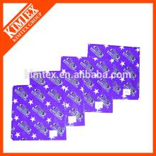 Bandanas de encargo únicas baratas del cuadrado de la manera de la marca de fábrica