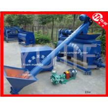 Máquina de hormigón de hormigón (simple, barato, 10-30m3 / h)