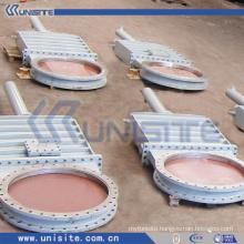 hydraulic high quality steel marine valve(USC-10-019)