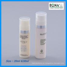 20ml 30ml botella sin aire apta para la crema de ojos