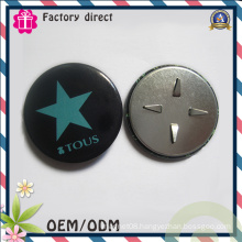 Client Photo Picture Popularize Promotion Gift Round Badge for Good Quality