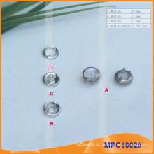 Pearl Cap Prong botão Snap MPC1002