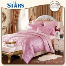 GS-JAC-16 Customizable 100% polyester microfiber bed sheet set