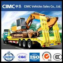 Cimc Low Bed Semi Trailer en venta