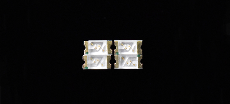 0603 green SMD LED