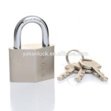 Профессиональный новый продукт Nickle покрытием Vane ключ Diamond Padlock