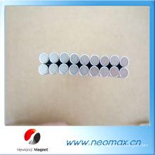 N35 aimants en néodyme à cylindre
