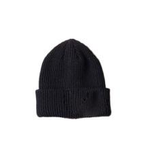Чистый Черный Цвет Шапочки Шляпа