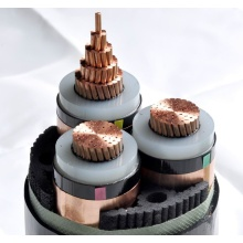 6/6KV PVC Insulated XLPE Sheathed Armored Cable