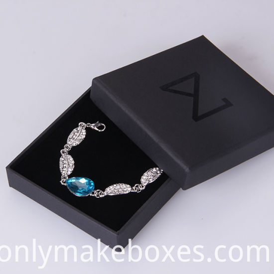 Fashion Gift Necklace Jewelry Bracelet Box