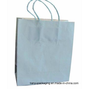 Heiße Verkaufs-Kraftpapier-Einkaufstasche