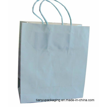 Hot Sale Kraft Paper Shopping Bag