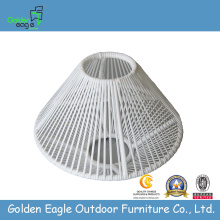 Aluminum Tube Outdoor Garden Flower Pot
