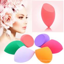 Maquillage éponge mélangeur sans latex éponge cosmétique colorée beauté / éponge de maquillage sans latex / meilleure beauté de maquillage