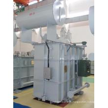 Transformador de forno eléctrico ONAF 500 KVA / KV a