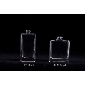 30ml Empty Square Shape Car Hanging Perfume Bottles