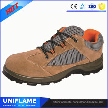 Light Steel Toe Cap Woman Safety Footwear, Men Work Shoes Ufa097
