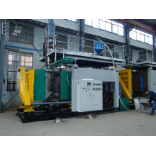 5000L Automatically HDPE Water Tank Blow Molding Machine