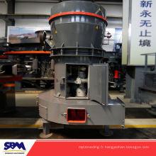 Broyeur ultrafin de poudre de marque célèbre de SBM, usine de fabrication de poudre de minerai de cuivre